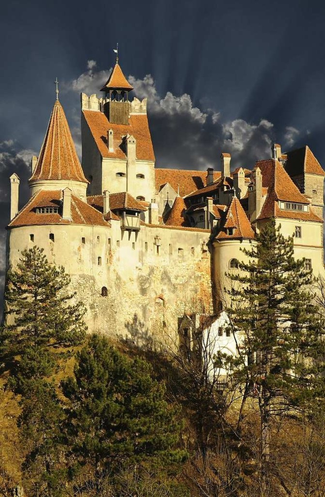 how much does it cost to buy dracula castle transilvania romania (1) Dracula's Castle is Up for Sale! How much does it cost to buy Dracula's Castle? Home of the most popular vampire in the world is now up for sale!