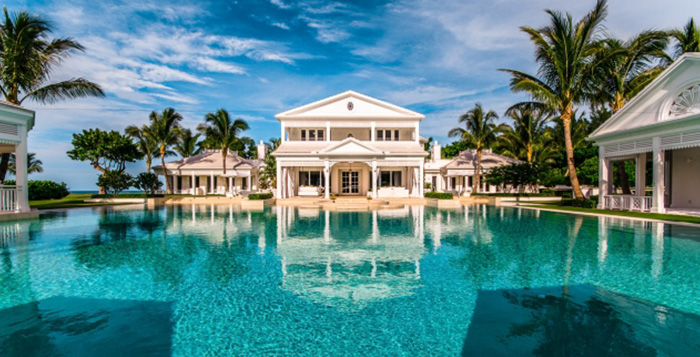 Top 10 Most Expensive Homes of Celebrity - YouTube