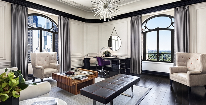 10 Coolest Suites In The World