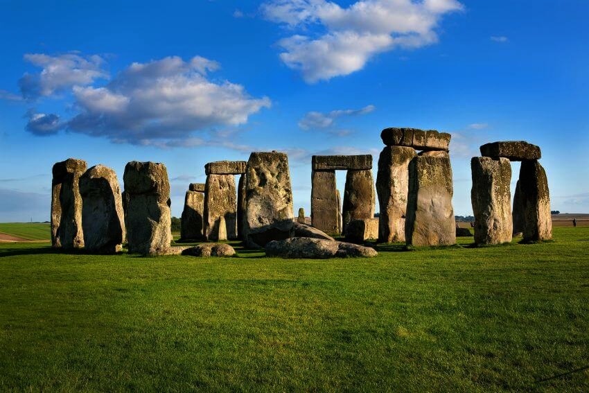Top 10 Most Expensive European Monuments - EALUXE | Stonehenge, England
