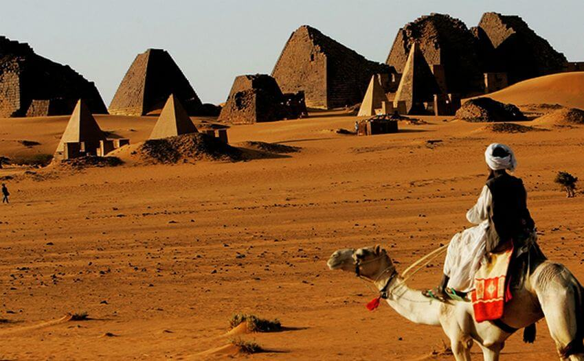 Hottest Places on Earth | Wadi Halfa, Sudan