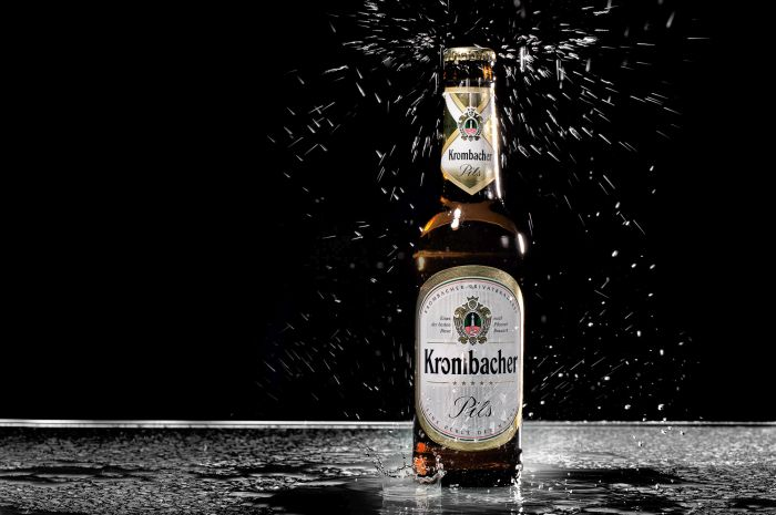 Best Beers of World Cup  Top 10 10. Krombacher Pils - Germany