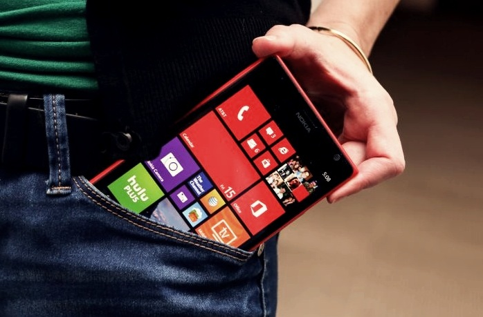 Best Smartphones Available Now  Top 10 10. Nokia Lumia 1520