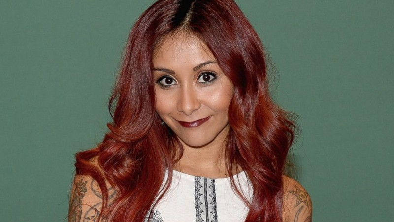 """10 Celebrities Who Are Famous For No Reason N9. Nicole """"Snooki"""" Polizzi"""