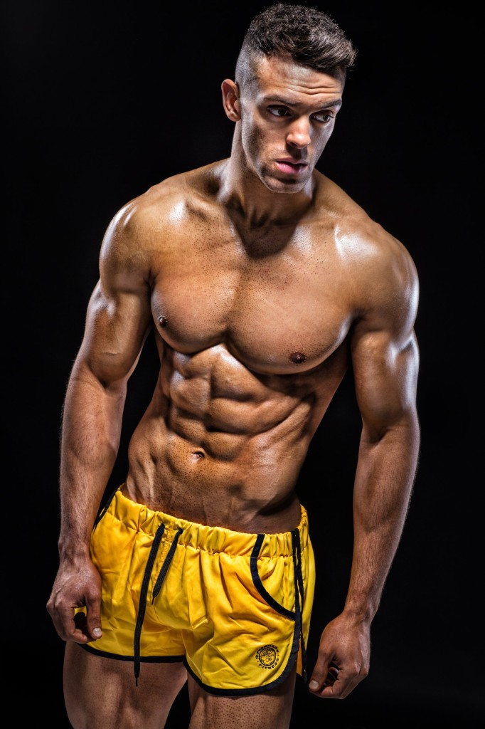 Hottest Male Fitness Models |Top 10 - Daniel Blackwell