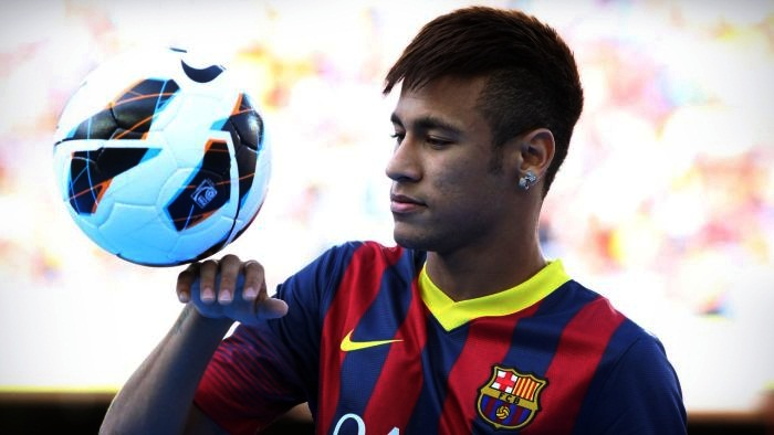 Highest-Paid Brazilian Footballers Top 10 3. Neymar da Silva Santos Junior, FC Barcelona - $10.5 million