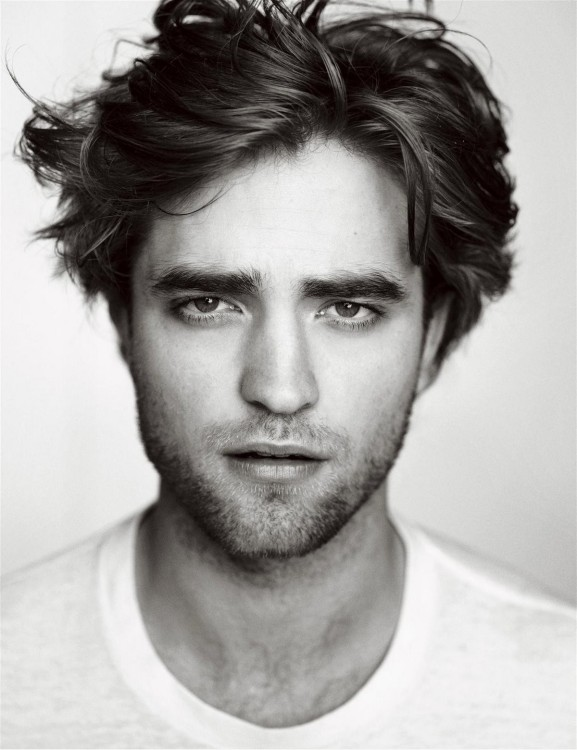 Hottest Bearded Actors TOP 10 N10.Robert Pattinson