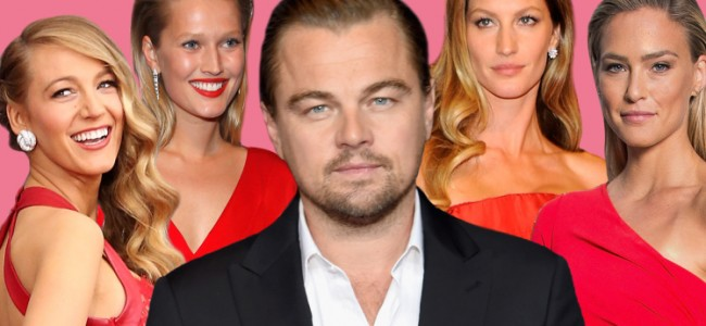 10 Hottest Models Leonardo Dicaprio Has Dated