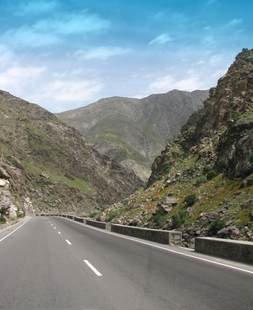 The 10 Most Dangerous Roads in the World N1.Highway 1, Afghanistan