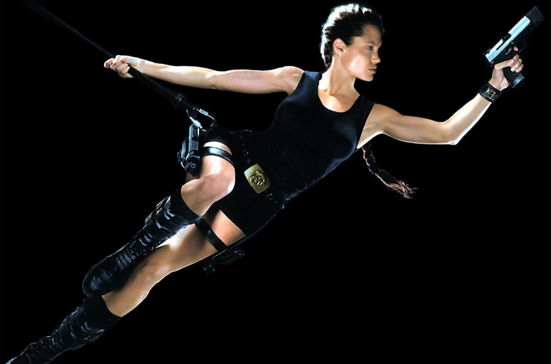 Most Expensive Angelina Jolie Movies  TOP 10 (10) 10.  Lara Croft Tomb Raider The Cradle of Life (2003) - $95 million
