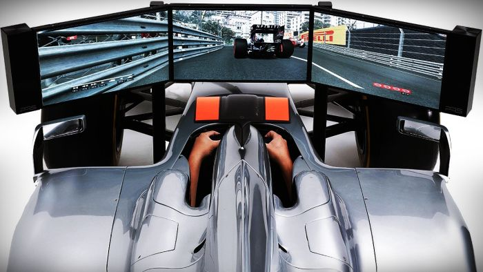 These Are the Most Expensive Driving Simulators in the World!