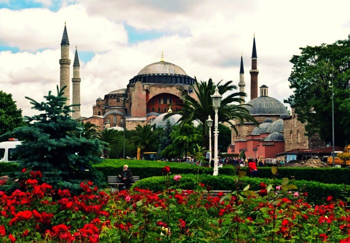 Most Expensive European Monuments Top 10 1. Hagia Sophia, Istanbul, Turkey - Priceless
