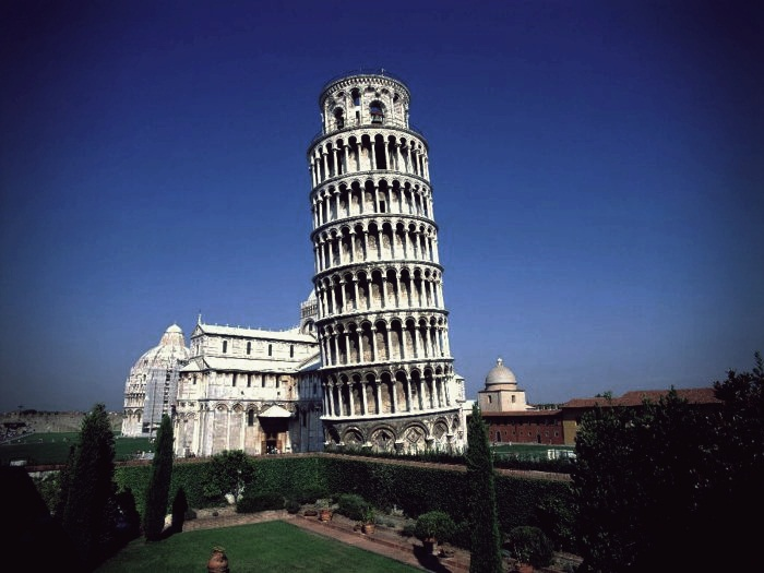 Most Expensive European Monuments Top 10 2. The Leaning Tower of Pisa, Pisa, Italy - Private