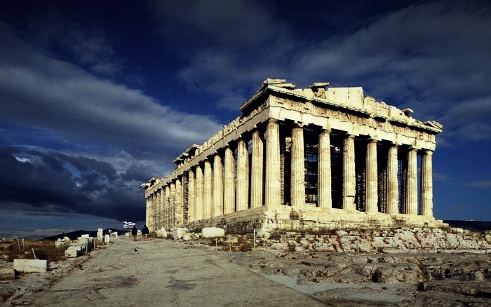 Most Expensive European Monuments Top 10 3. The Parthenon, Athens, Greece - Undetermined