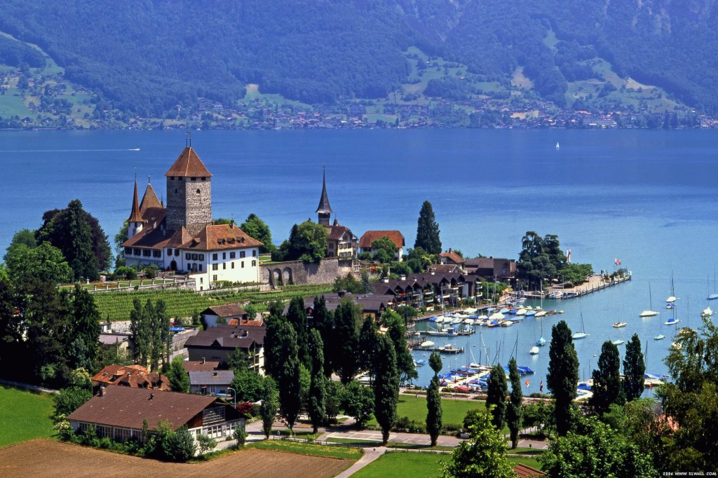 Most Peaceful Countries in the World  Top 10 - Switzerland