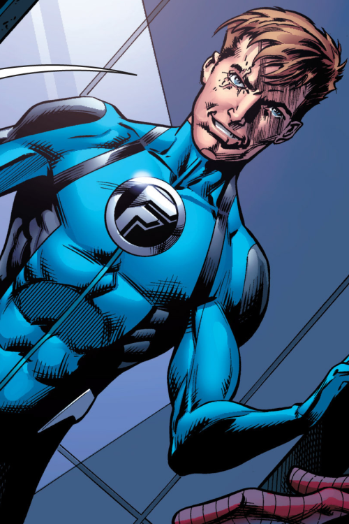 10 Richest Superheroes in the World | 9. Mister Fantastic- $200 million estimated