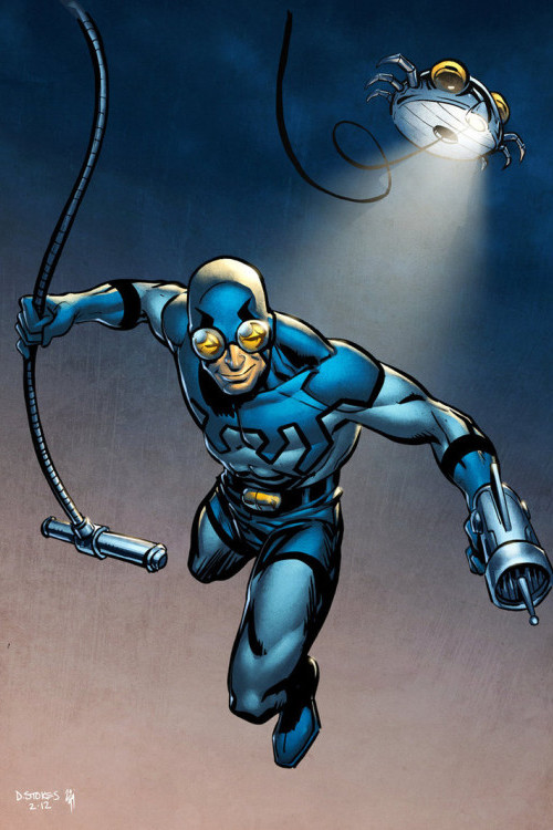 10 Richest Superheroes in the World | 10. Blue Beetle – $100 million estimated