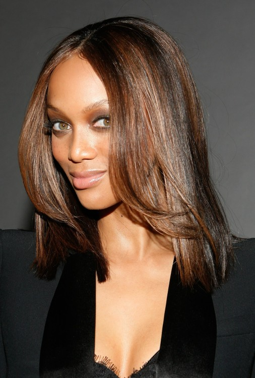 Sexiest Female Talk Show Hosts  TOP 10 N10. Tyra Banks — The Tyra Banks Show