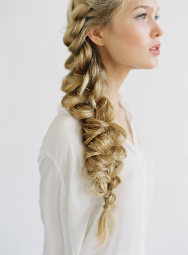 Best Braided Hairstyles For The Summer |Top 10 - Side Fishtail