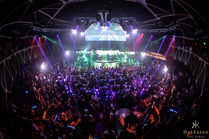 Top 10 Best Clubs In The World Hakkasan, Las Vegas