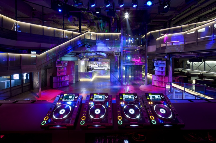 Top 10 Best Clubs In The World Octagon, Seoul