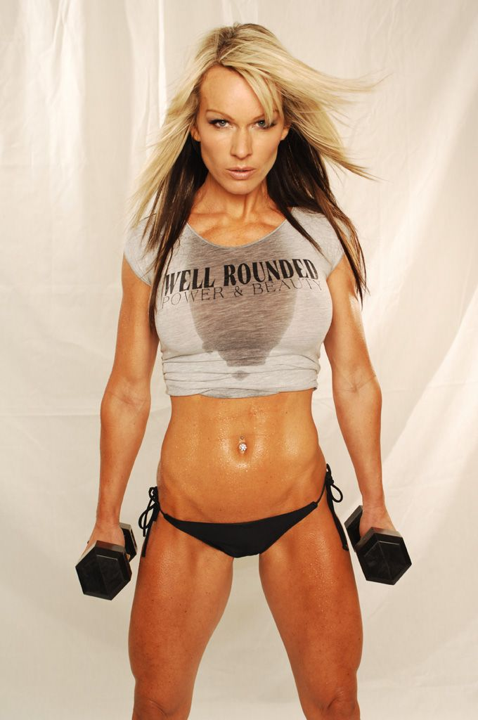 Hottest Female Fitness Models Top 10 Alux Com