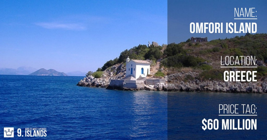 most expensive islands in the world 2016 alux 9 Omfori Island greece 60 million