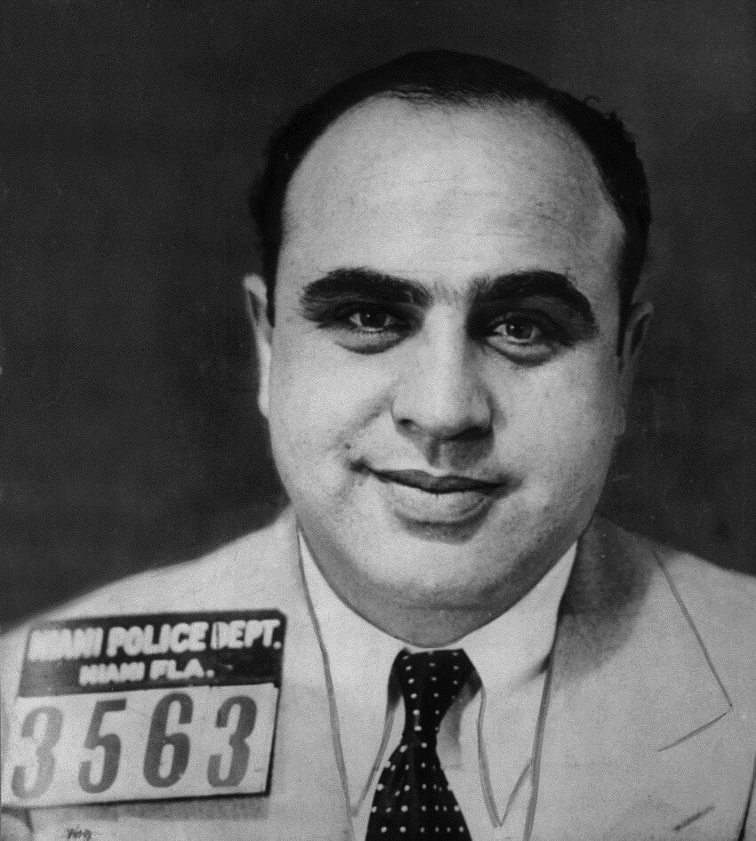 famous speeches by al capone