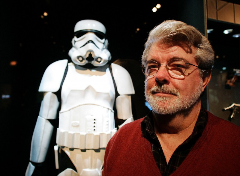 Richest Directors in the World | TOP 10 | 1. George Lucas