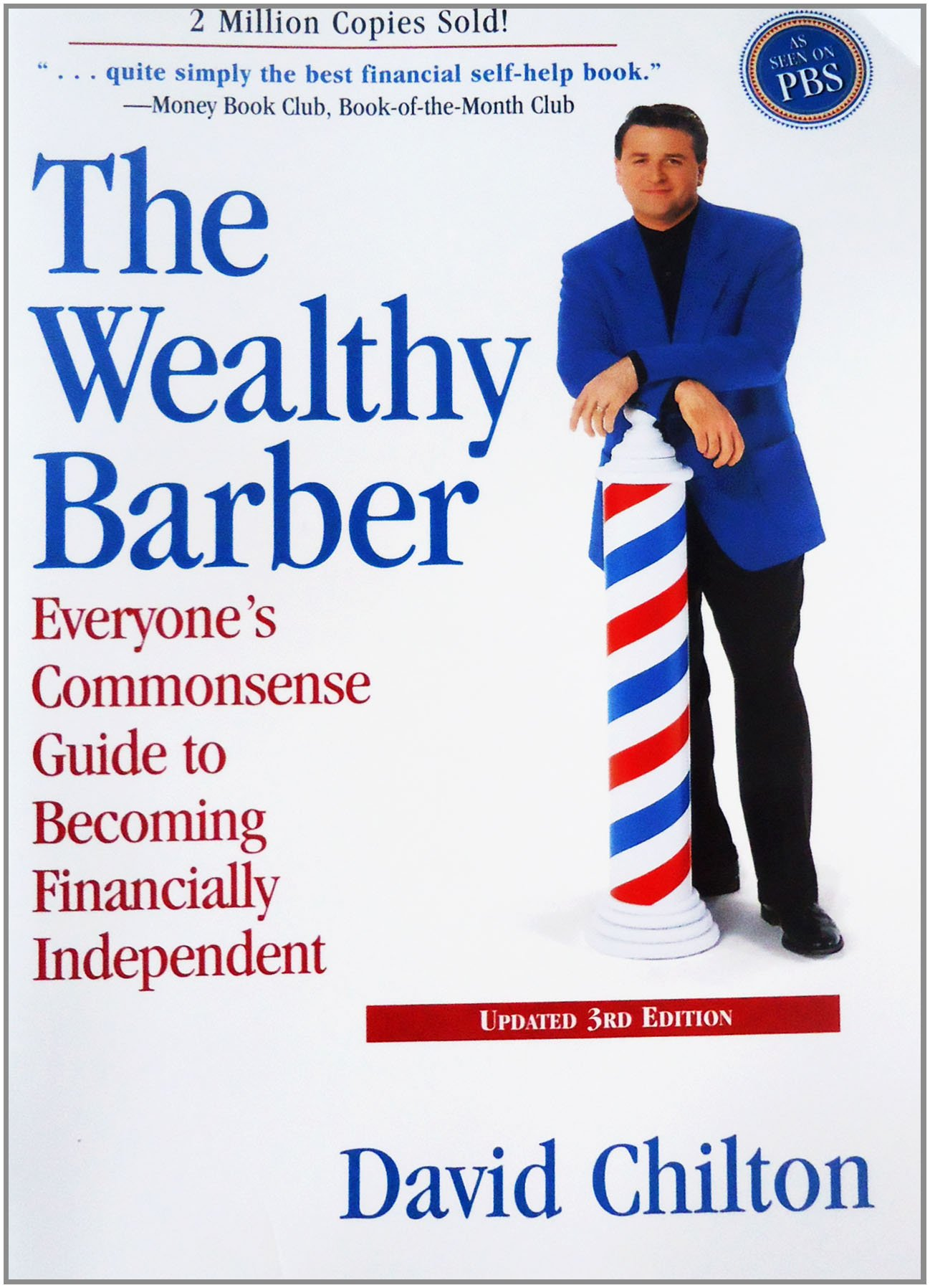 10 Best Selling Self Published Authors - David Chilton – The Wealthy Barber