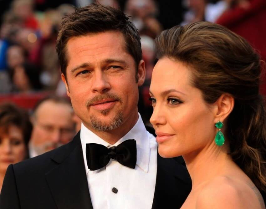 Most Expensive Sex Scandals | Brad Pitt