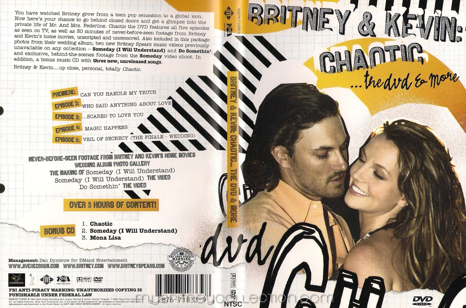 10 Of The Biggest Celebrity Regrets - Britney & Kevin - Chaotic