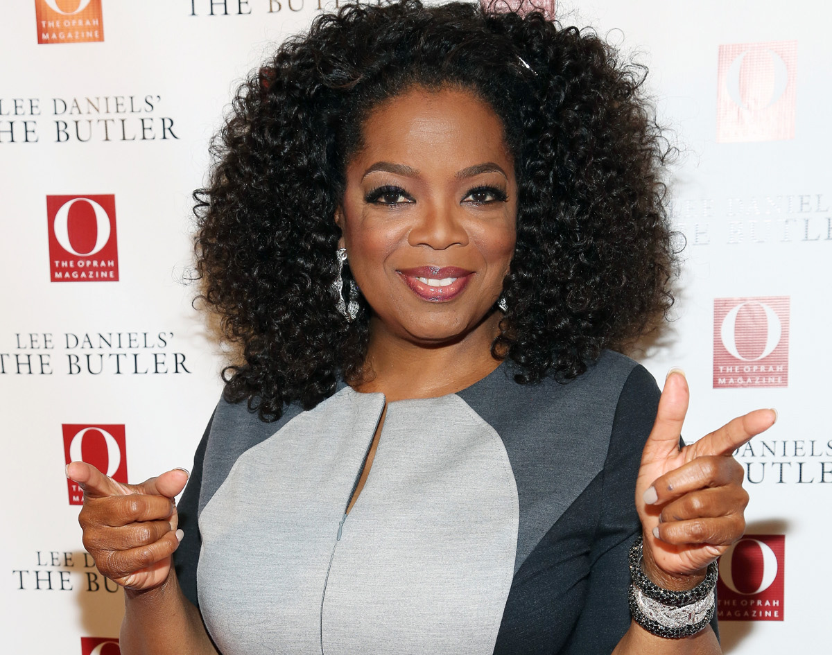 10 Of The Biggest Celebrity Regrets - Oprah