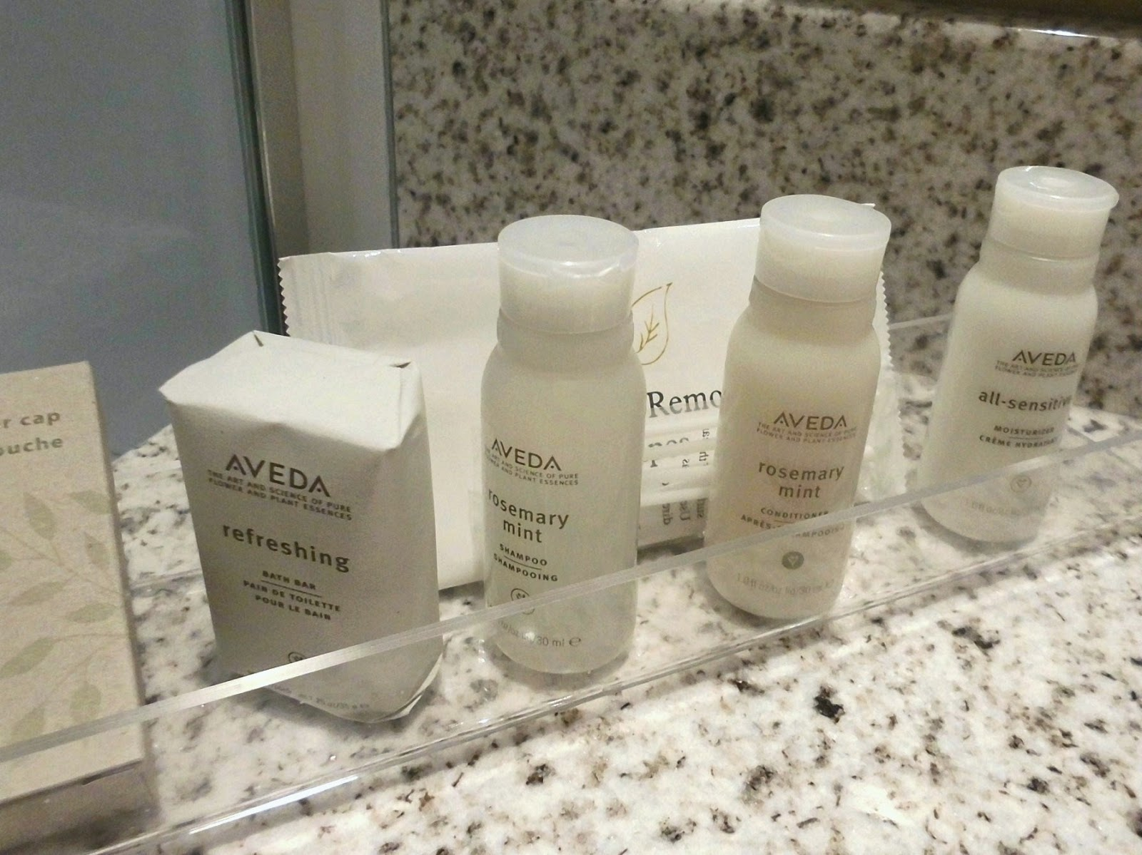 10 Of The Most Luxurious Hotel Toiletries - Aveda
