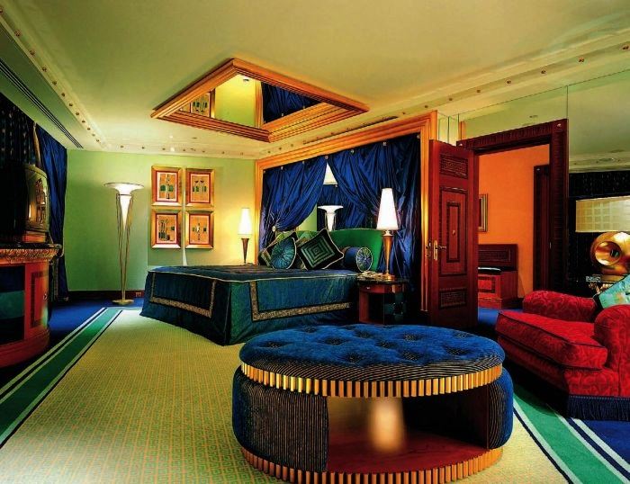 10 outrageous expensive things in dubai for Most expensive suite in dubai