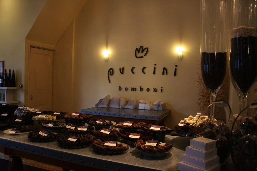 Best Chocolatiers in the World | Puccini Bomboni