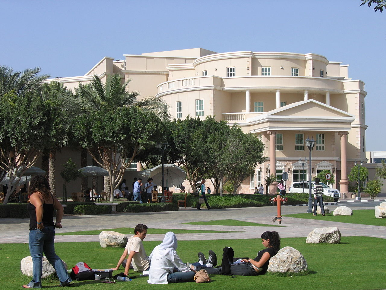 10 Universities Where Super Rich Kids Go - American University in Dubai