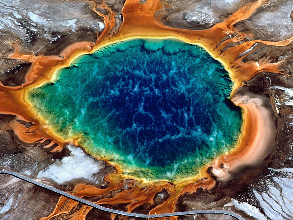 11 Best Cities To Visit In The USA - Yellowstone National Park