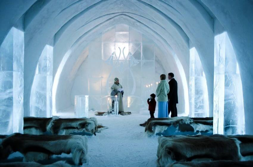 Most Unusual Hotels in the World | ICEHOTEL