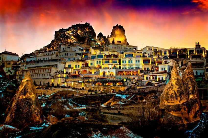 Most Unusual Hotels in the World | Cappadocia Cave Resort and Spa