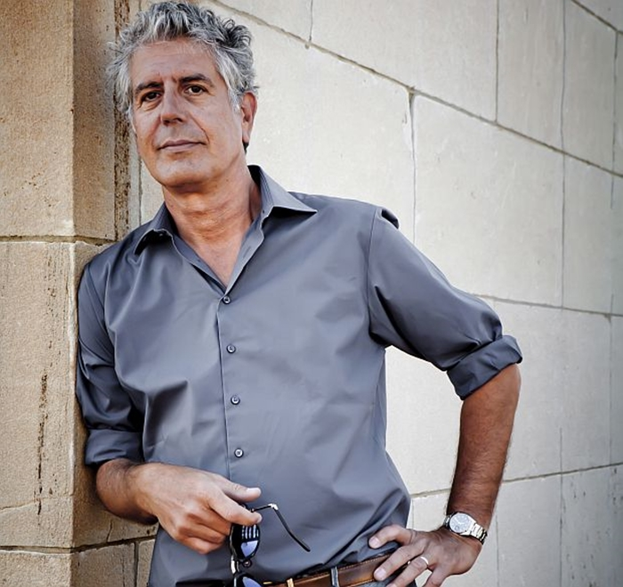 Best Chefs In The United States - Anthony Bourdain