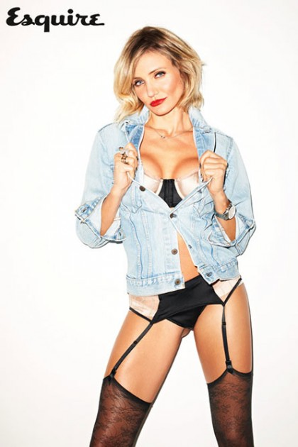Best Fashion Photographers In The Industry - Terry Richardson - Cameron Diaz
