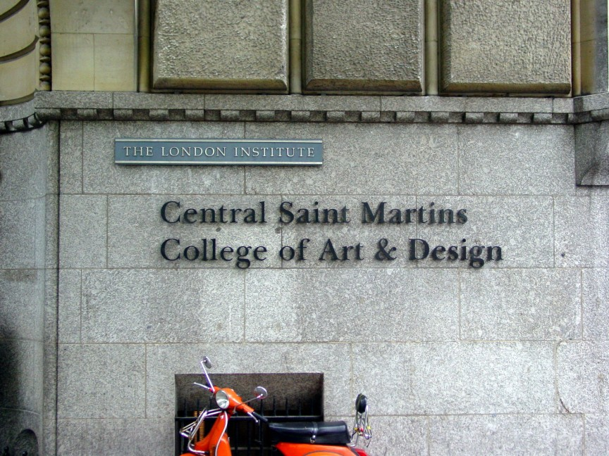 Best Fashion Schools In The World - Central Saint Martins College of Arts and Design, London