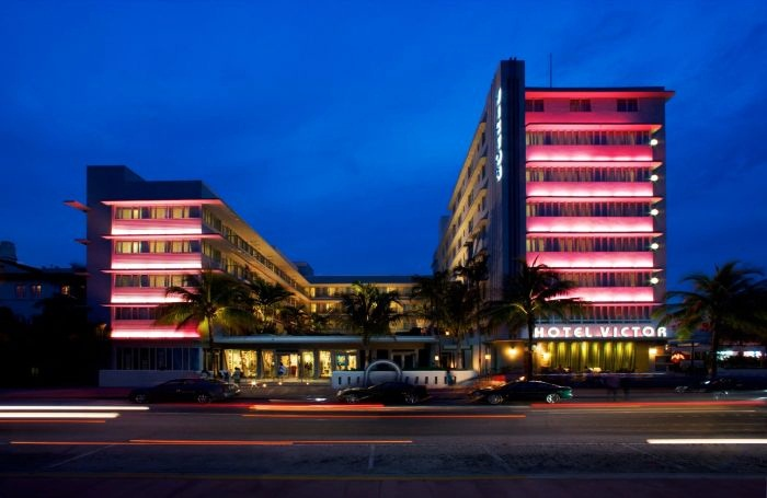Best Places To Get Naked On Vacation  Top 10 10. Hotel Victor, South Beach Miami, Florida