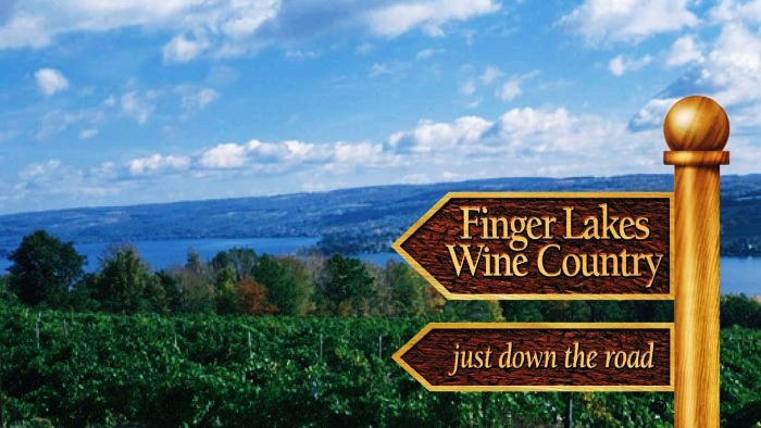 Best Wine Destinations in the World 10. Finger Lakes, New York
