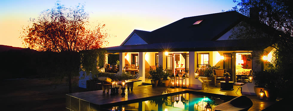 Best Luxury Safari Lodges in South Africa | Top 10 - Bushmans Kloof Wilderness Retreat