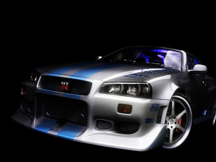 coolest fast and furious cars top 10 10 1999 nissan skyline gt r r34 - Fast And Furious Cars Skyline