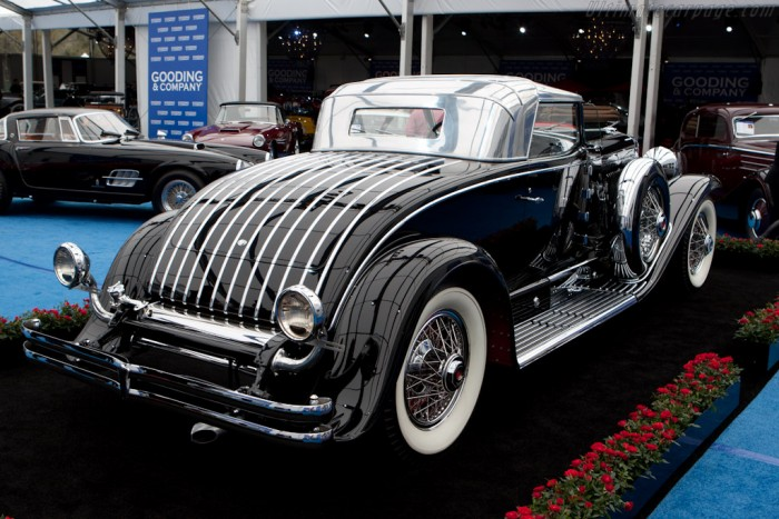 10. Duesenberg Model J Murphy-Bodied Coupe | Most Expensive Classic Cars