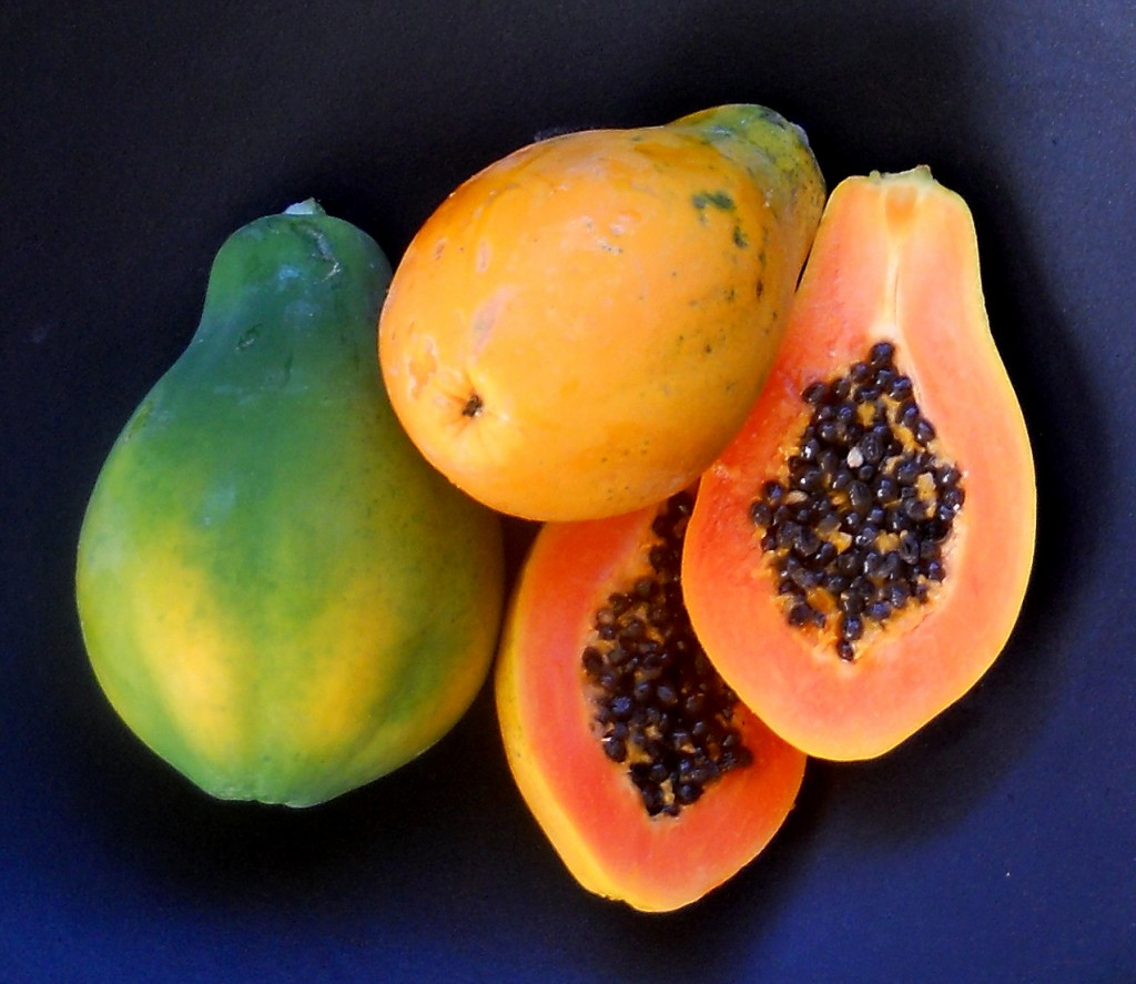 10 Fruits And The Skin Concerns They Help With - Dull Complexion: Papaya