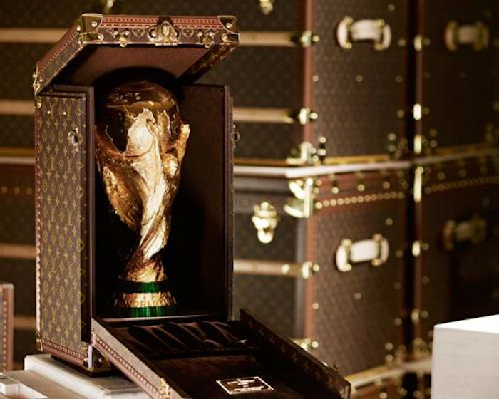 FIFA World Cup Trophy Case